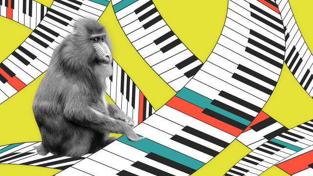 The Infinite Monkey Theorem Experiment
